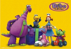 Brand licensing and marmelad media have acquired from telescreen bv all media and merchandising rights to the tv series and licencing brand dibo the gift dragon for negle Images
